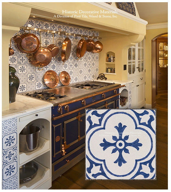 A Vintage Wall Tile Collection Look Book Historic Decorative Materials A Division Of Pave Tile Wood Stone Inc