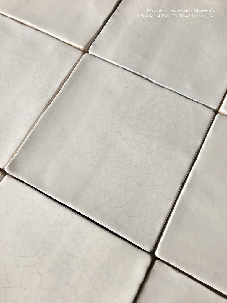 Hand Made Cream Wall Tile for Kitchen Back splash and Bathrooms