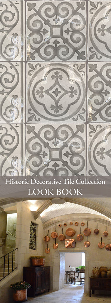 Historic Decorative Tile Collection LOOK BOOK