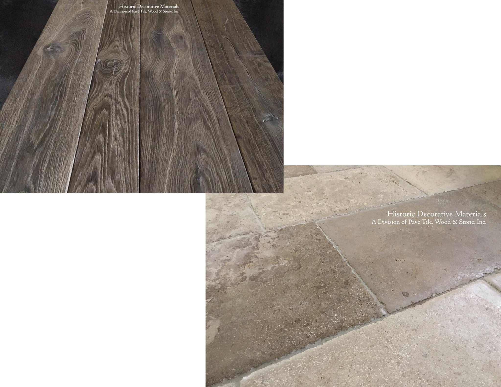 French Oak Flooring and French Limestone Flooring