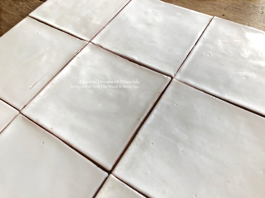Antique White Decorative Glazed Wall Tile for Kitchen Backsplash