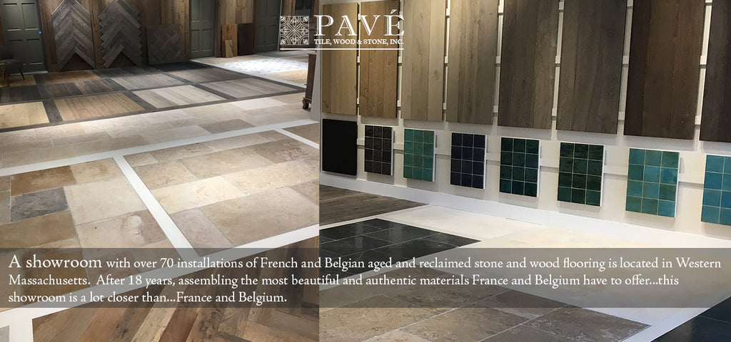 Pavé Showroom