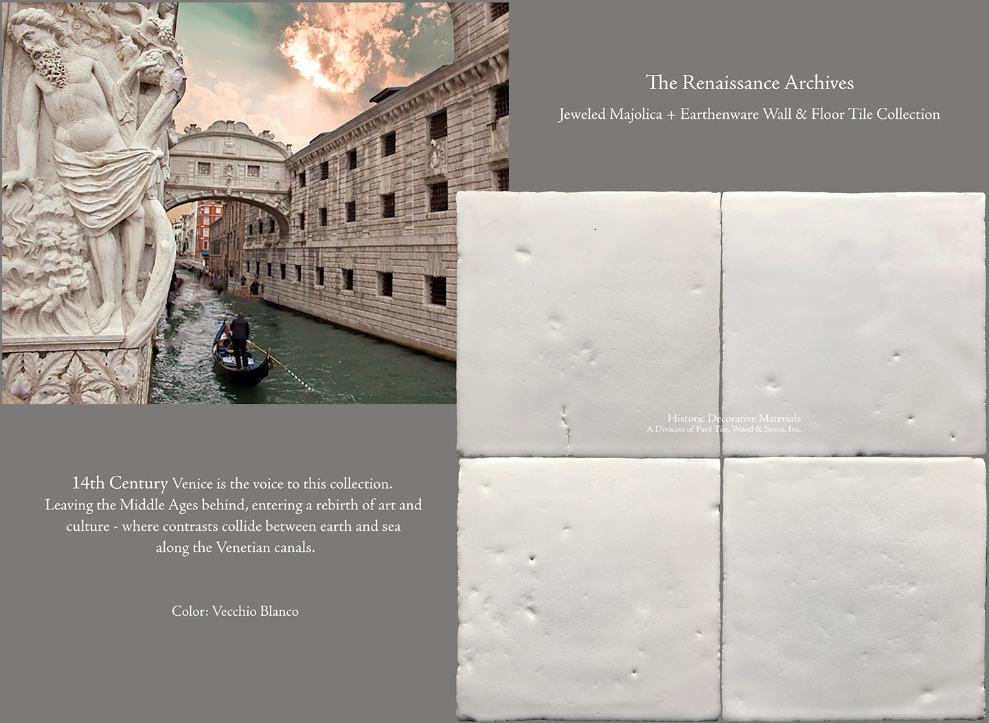 The Renaissance Archives - an Italian Majolica and Earthenware Terra Cotta Tile Collection