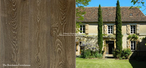 The Kings of France French Oak Flooring Farmhouse Collection  - The Bordeaux Farmhouse