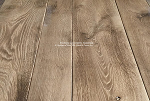 The Kings of France 18th Century French Oak Floors - The Country House Collection: BURNT OAK