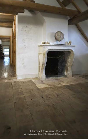 17th & 18th Century Reclaimed French Oak Flooring
