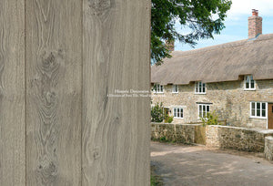 The Kings of France 18th Century French Oak Floors - The Belgian Farmhouse