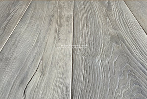 The Kings of France 18th Century French Oak Floors - The Country House Collection: RIVER STONE GREY
