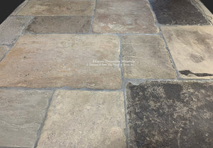 Reclaimed Olde London English Limestone Stone Tiles