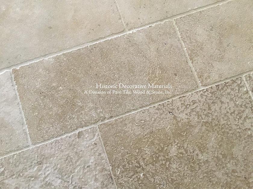 5 7 Vs 610 Limestone Stone : Dalle d aquitaine aged french limestone flooring