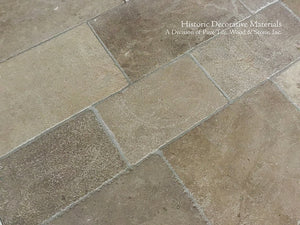 Dalle de Charentes Aged French Limestone Flooring