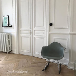 The Great House Collection: Kings of France 18th Century French Oak Flooring in Wide Plank Solid and Engineered: AGED CASK