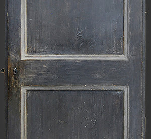 Master Crafted Antiqued Solid Wood Doors: Charbon