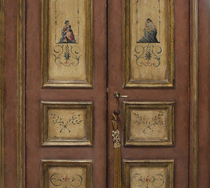 Artigianato Italiano Master Crafted Italian Solid Wood Doors - 1