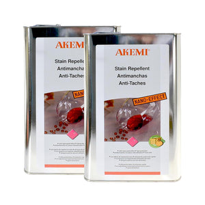 Akemi Stain Repellent Nano Effect for French Limestone and Belgian Bluestone Flooring