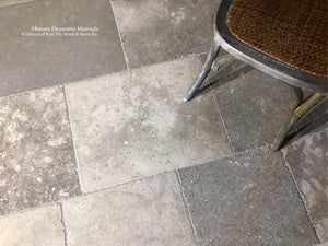 Carcassonne Aged French Limestone Flooring