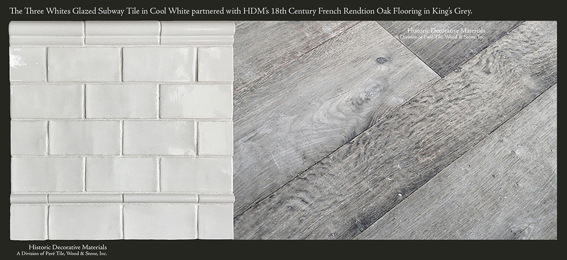Ceramic Glazed 3 X 6 Subway Tiles For Kitchen Back Splash And