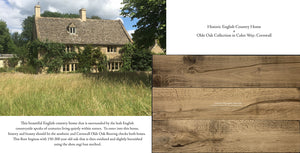 The Olde Oak Collection: Cornwall French and European Old Oak Collection