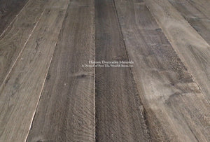 Kings of France 18th Century French Oak Floors in Smolder
