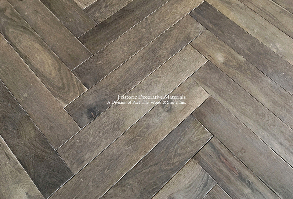 Antique And Aged French Oak Flooring And Vintage French Oak Flooring