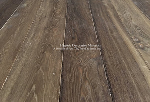 Kings of France French Oak Flooring in Walnut