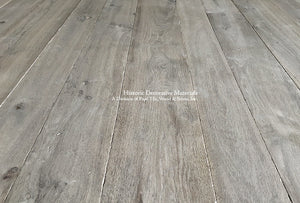 Grey wood french oak floors