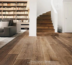 Kings of France French Oak Floors - The Country House Collection: OLD COGNAC