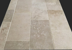 Vaucluse Aged French Limestone Tiles