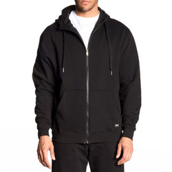 French Terry Full Zip Hoodie
