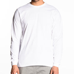 Long Sleeve Fitted T-Shirt