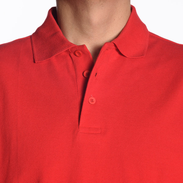Heavy Weight Pique Polo Shirt