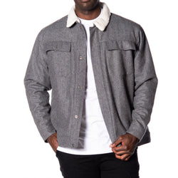 Sherpa Wool Jacket
