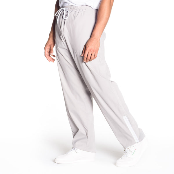Waterproof Nylon Pants with reflective taping