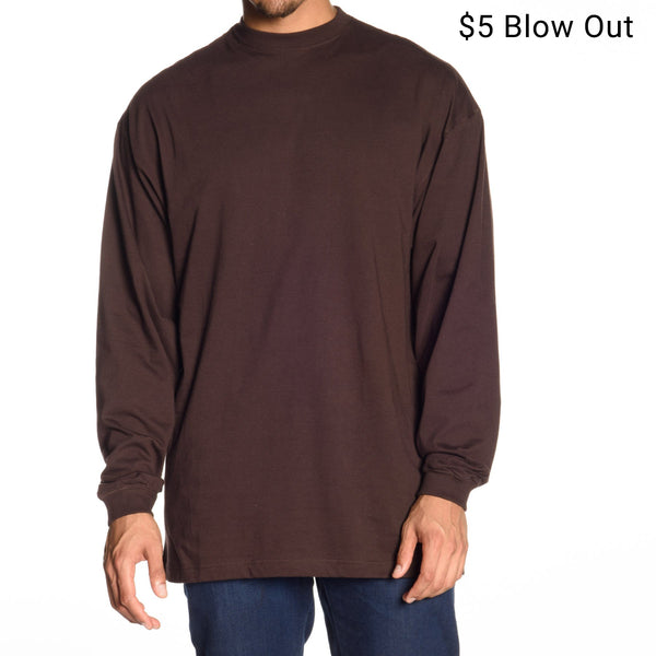 $5 Blow Out Classic Long Sleeve T-Shirt