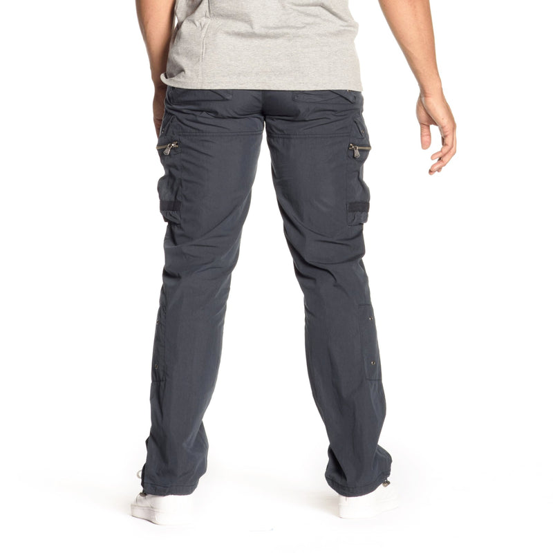 Double Zip Cargo Pants