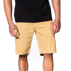 Woven Stretch Shorts