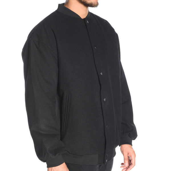 Big boy's Melton Wool Jacket