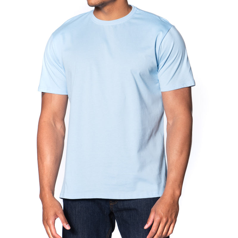 Fitted Crew Neck T-Shirt