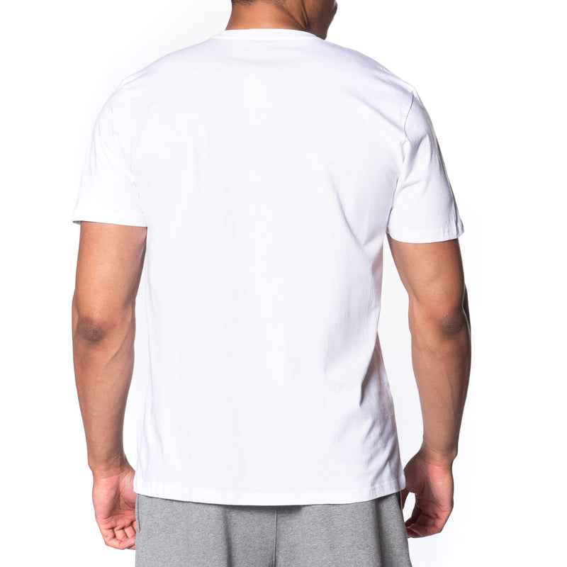 Fitted Vee Neck T-Shirt - Basics