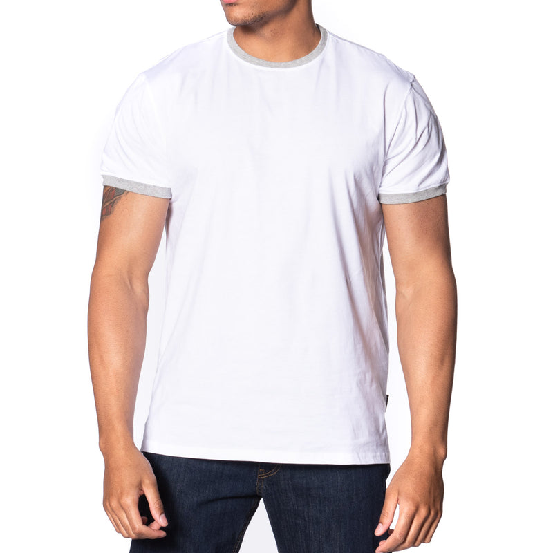 Fitted Ringer T-Shirt