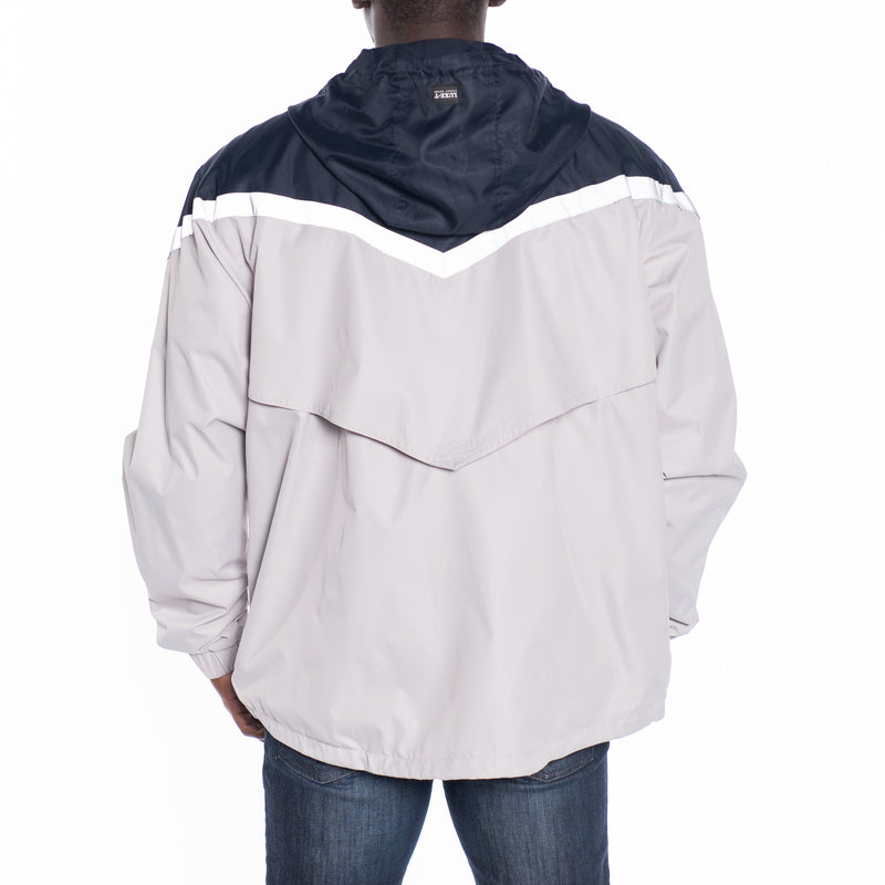 Nylon Hooded Jacket