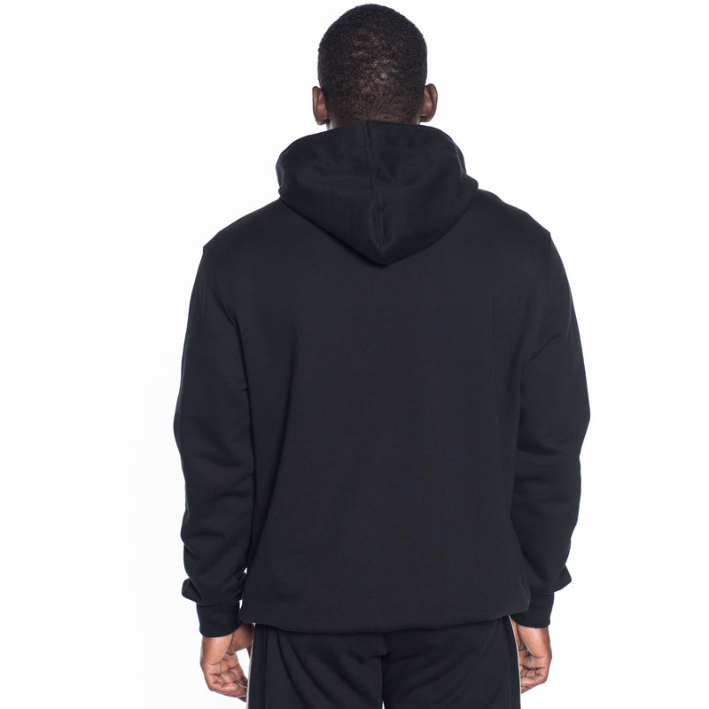 Logo French Terry Pullover Hoodie