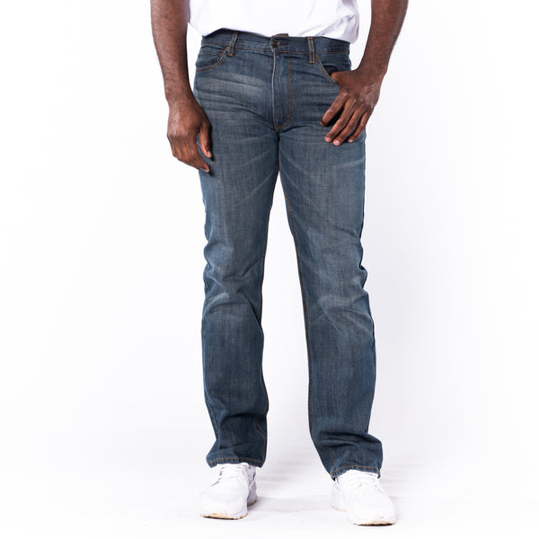 Luxe Original Fit Straight Leg Jeans