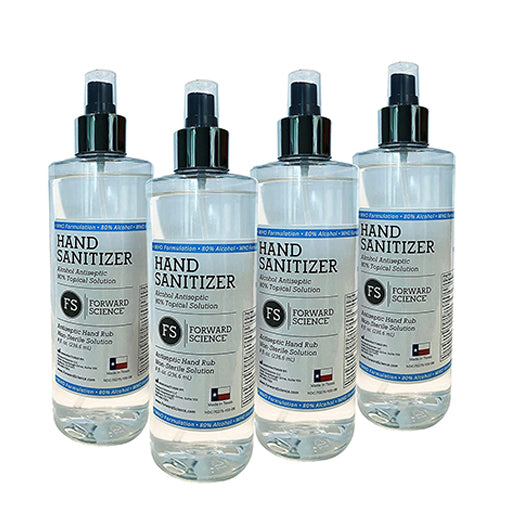 16oz. 4pk - Liquid - Tallboy <br> FS Hand Sanitizer