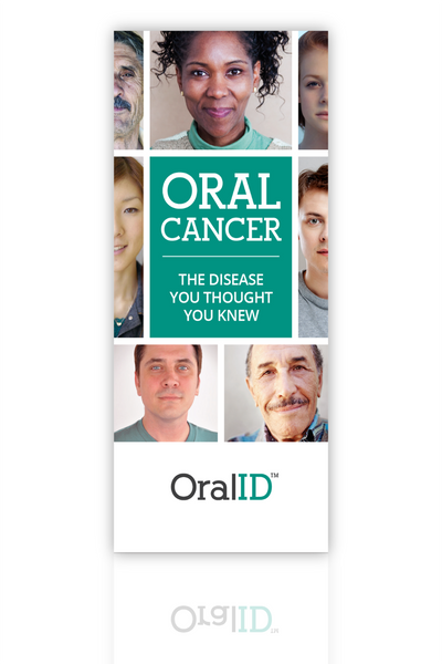 'PG' Oral Cancer Brochures (FS-88)