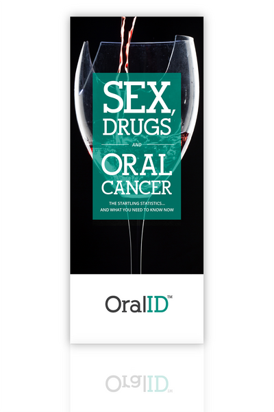 Sex, Drugs & Oral Cancer Brochures (FS-84)