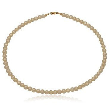 14 KT Children's Freshwater Cultured pearl necklace