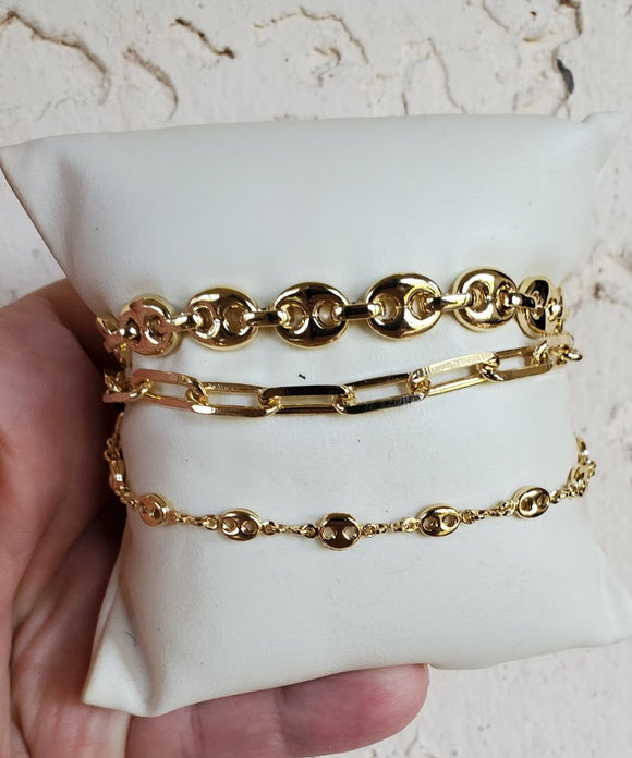 Gold Filled Fashion Bracelets