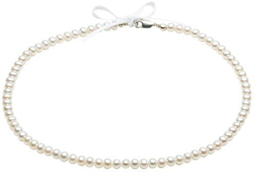 Deluxe Girl's Children's Cultured Freshwater Pearl Necklaces