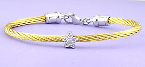 Children's Bangle with Star